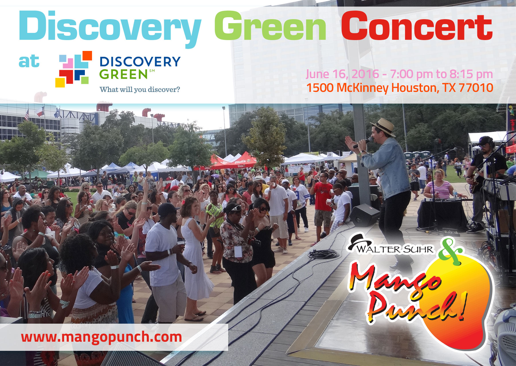 2016 JUNE 6 Discovery Green
